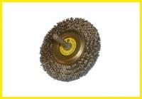 Brushes with medium and big diameter