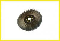 Brushes with medium diameter