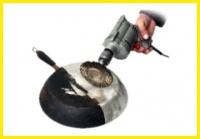 Brushes with small medium diameter